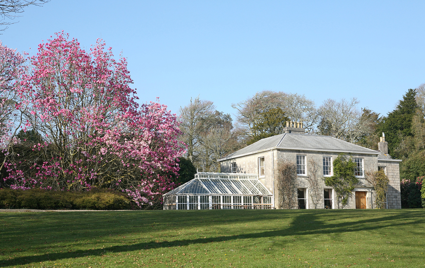 Burncoose House and Garden, Wildlife Trust, Cornwall