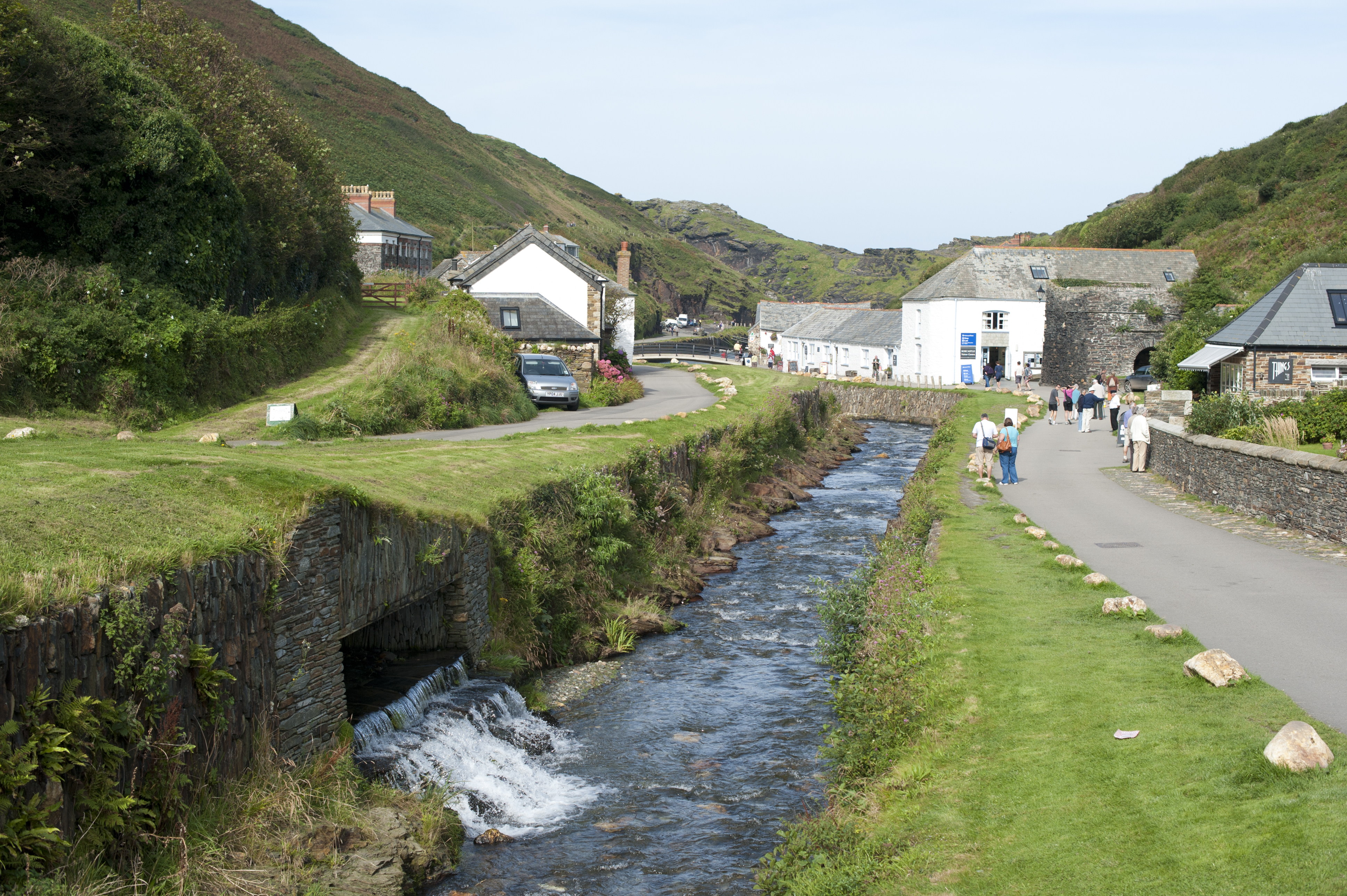 Boscastle, North Cornwall: an essential guide
