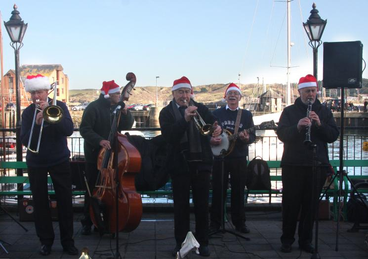 Padstow Christmas Festival, events, festive, Visit Cornwall, holiday