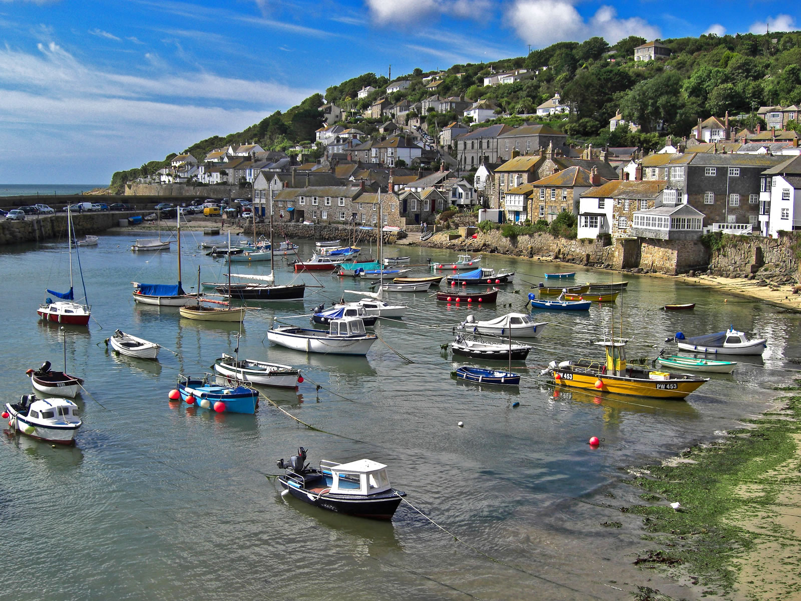 Hotels In West Cornwall