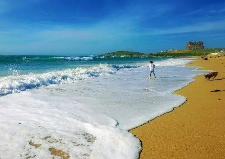 Newquay, Cornwall, holiday destination, travel
