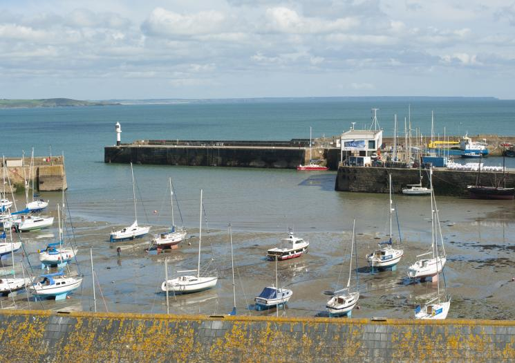 Penzance, Visit Cornwall, harbour, town, holiday destination