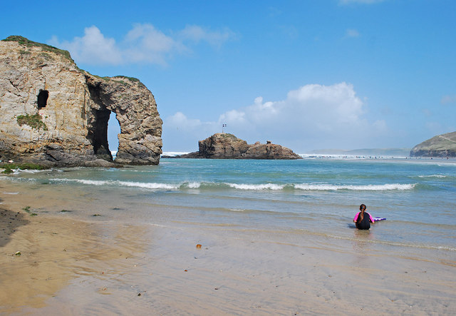 Perranporth, North Cornwall: an essential guide