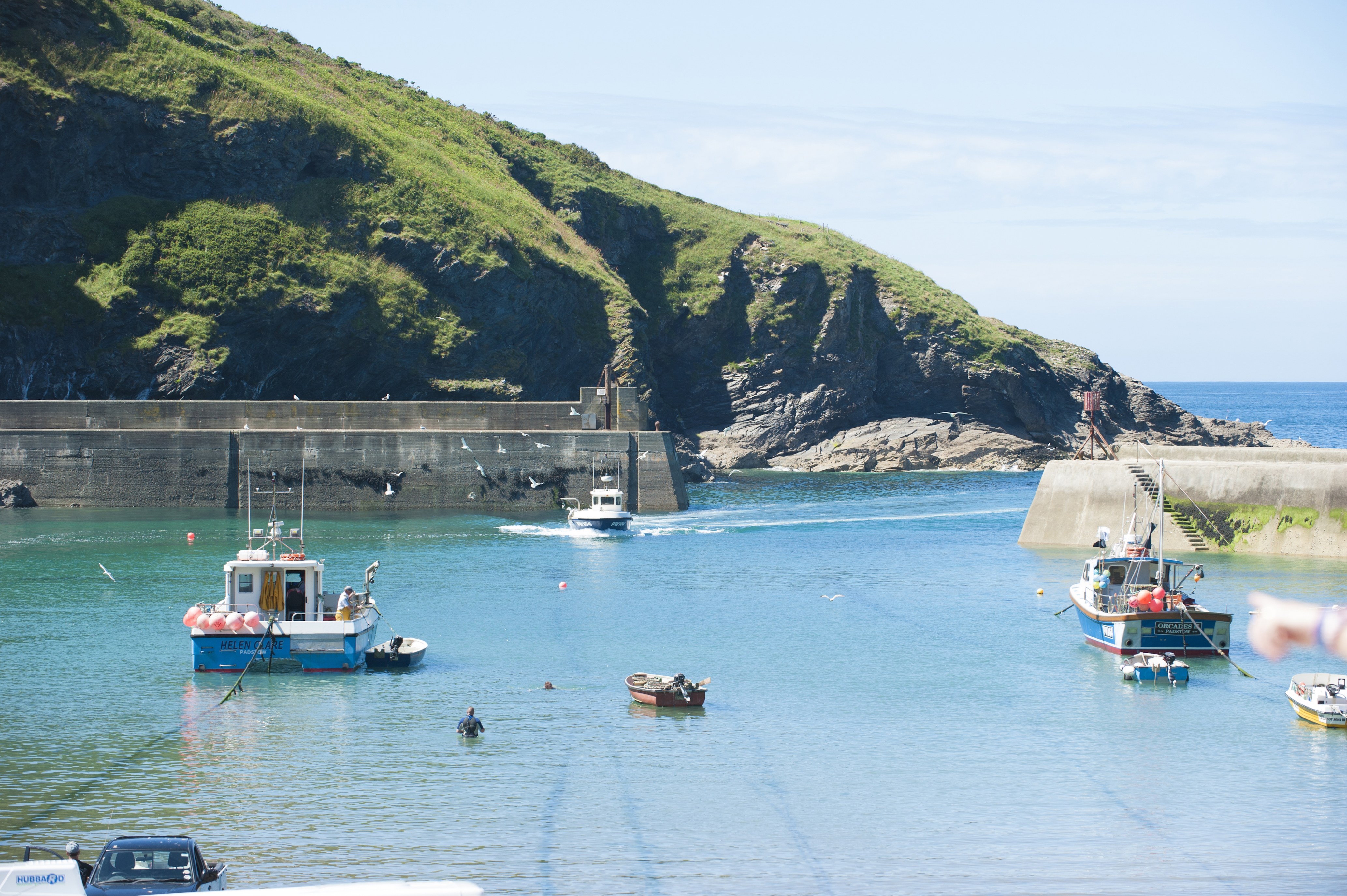 Port Isaac North Cornwall Essential Guide