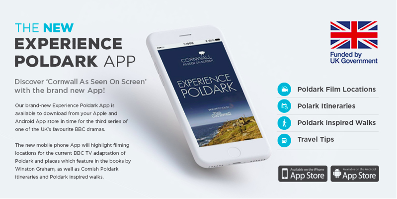 Download Experience Poldark App
