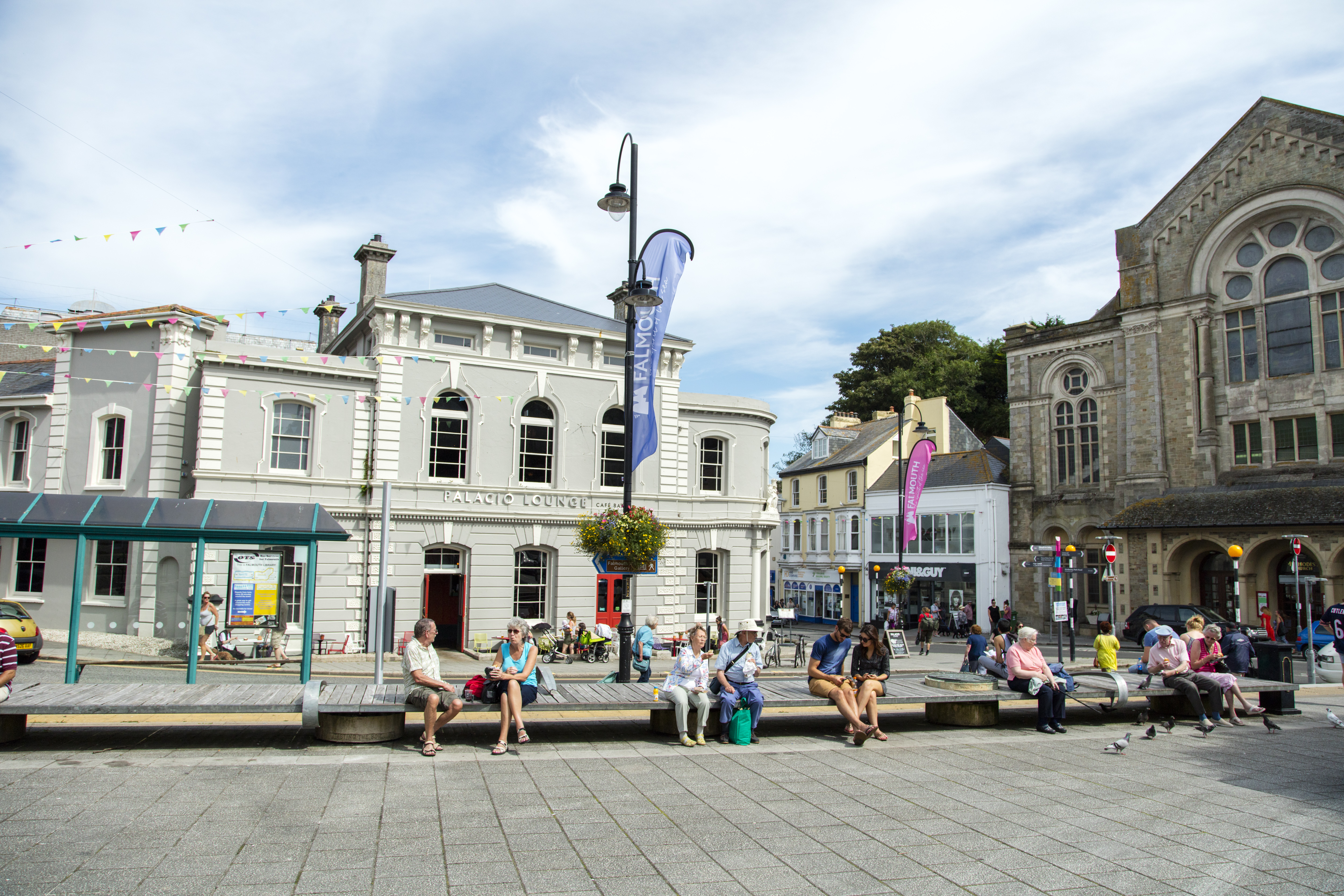 Falmouth South Cornwall An Essential Guide