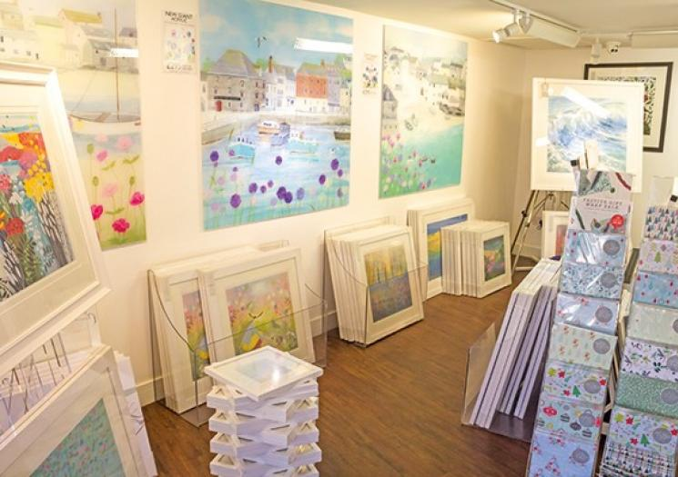 Whistlefish, Cornwall, Gallery, Shop. Shopping, Gifts