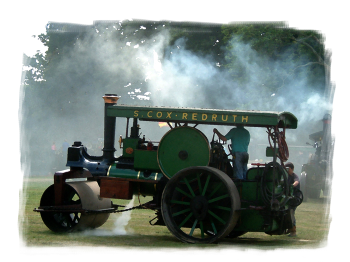Driffield Steam and Vintage Rally -