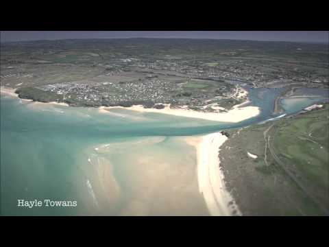Views of St Ives Bay, West Cornwall