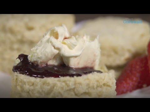How to make the perfect Cornish cream tea