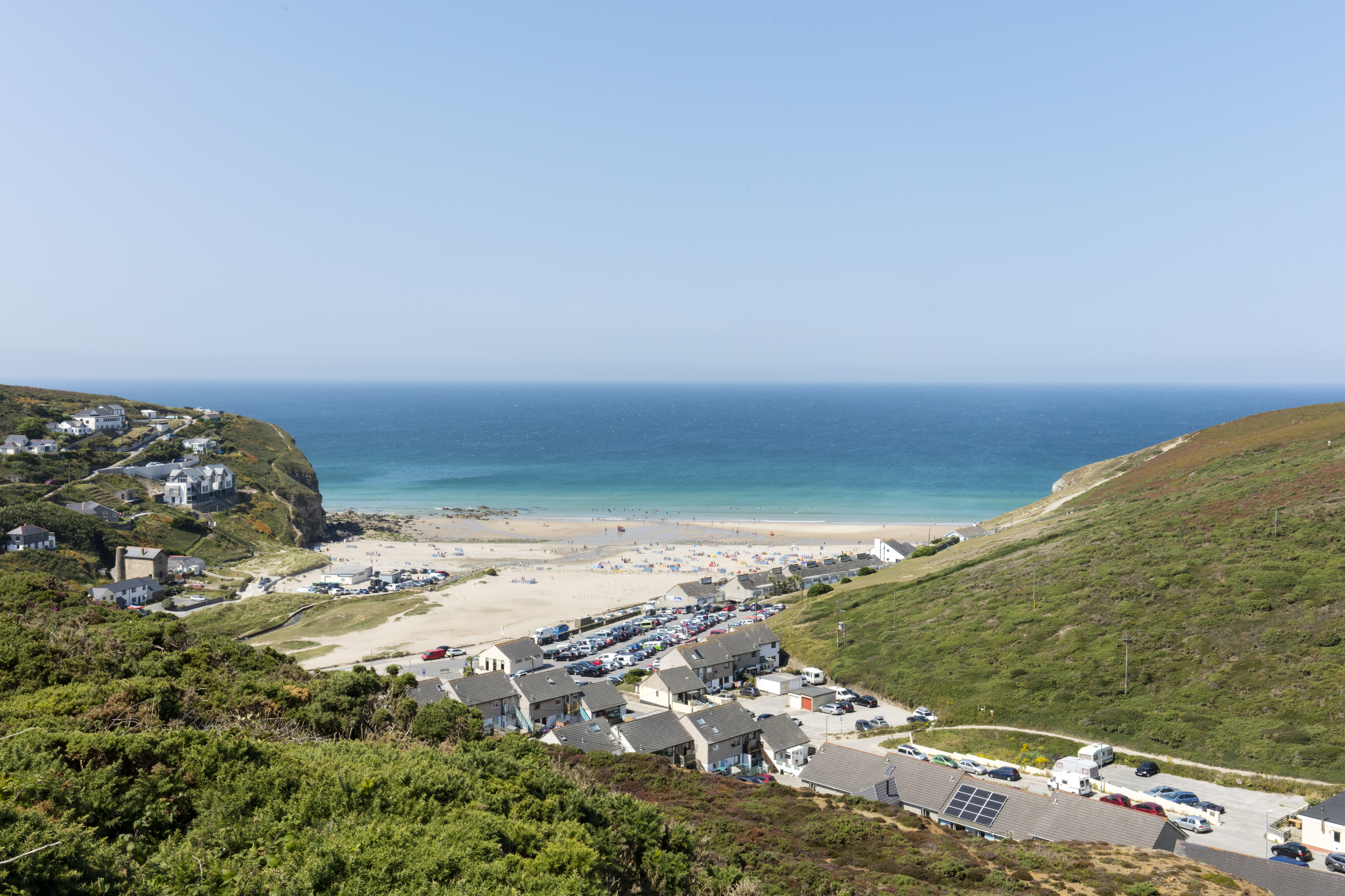 Area Of Natural Beauty Cornwall