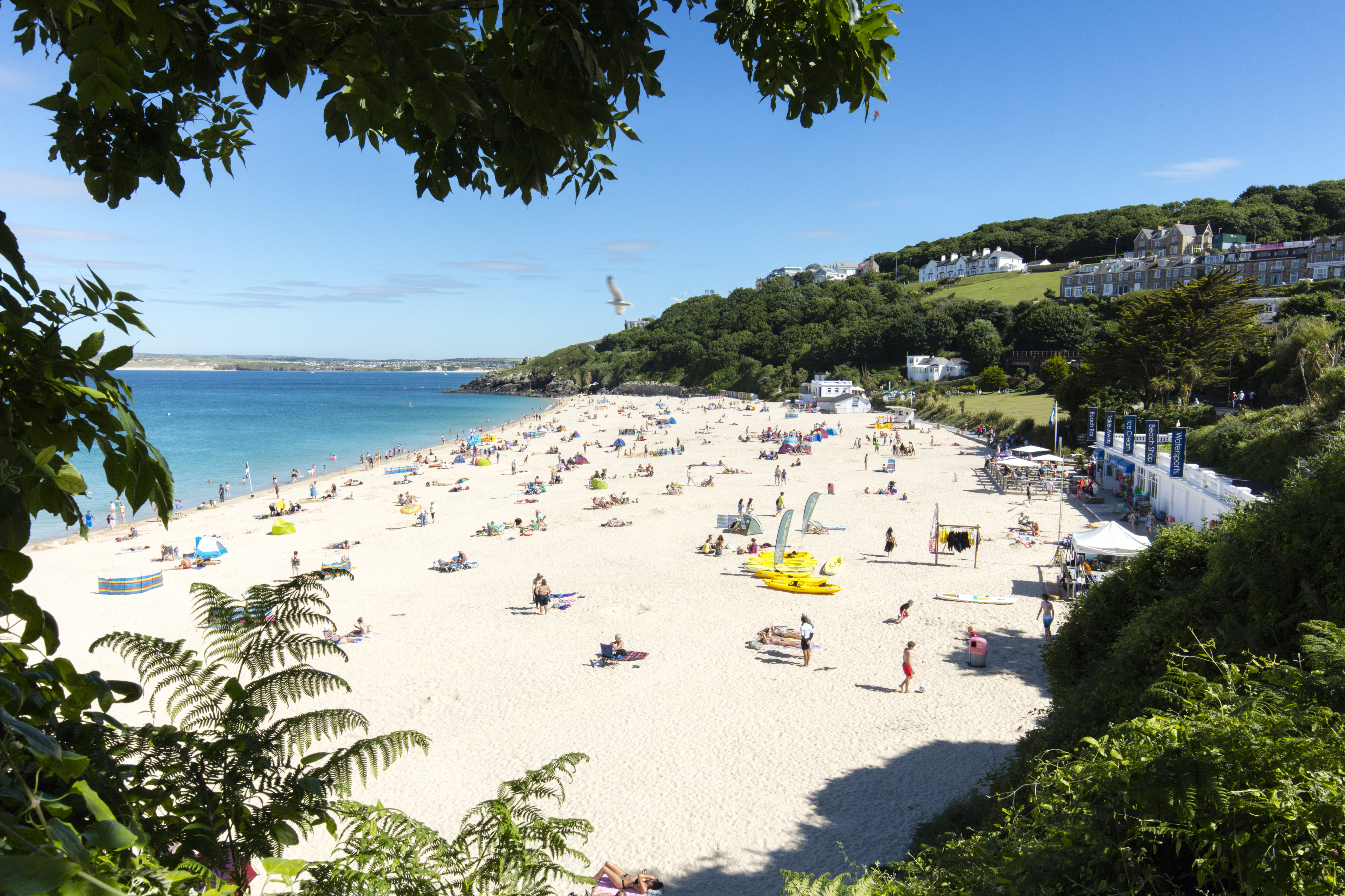 Porthminster beach for The ives