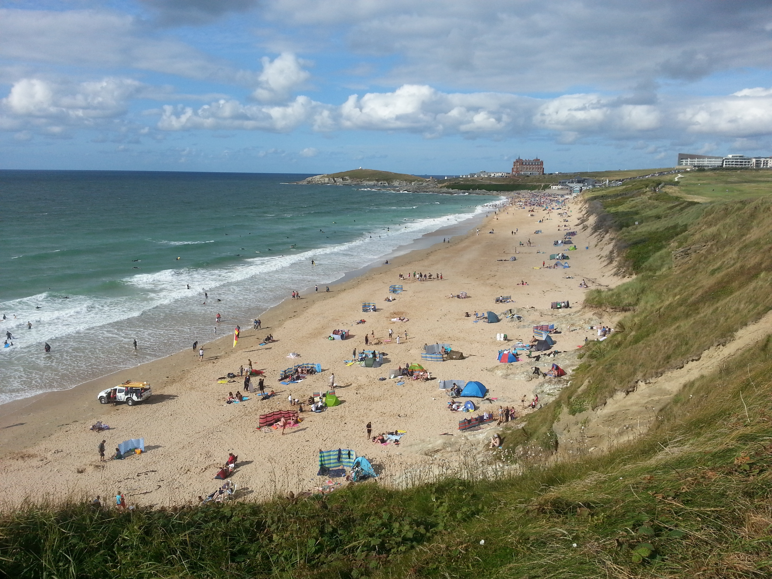 Cornwall Beach Holidays With Kids