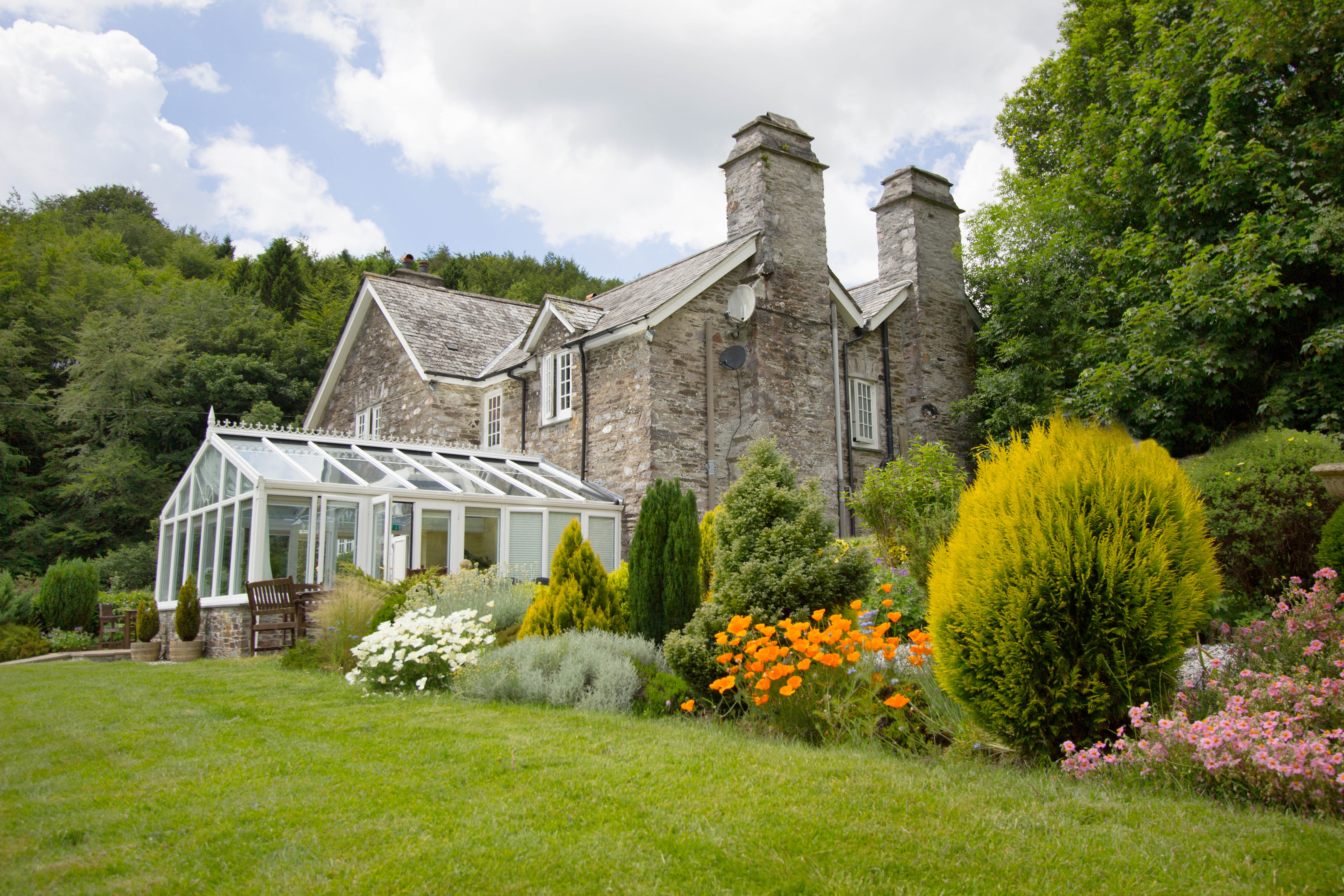 Country House Bed And Breakfast Cornwall