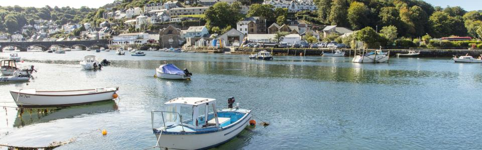 Accommodation In Looe