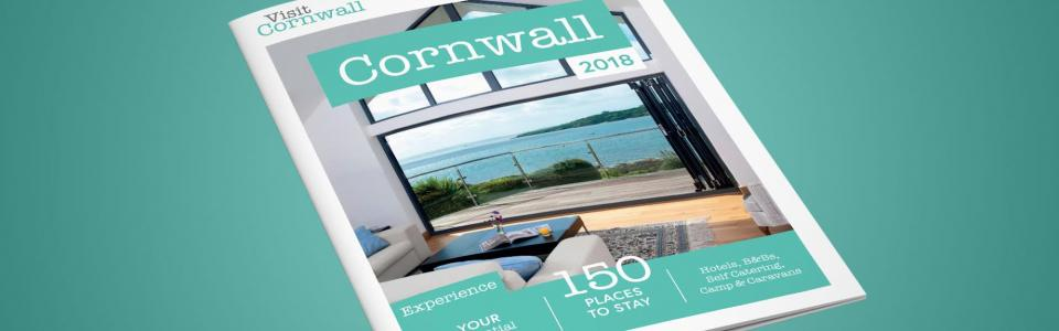 Visit Cornwall Accommodation Brochure 2018
