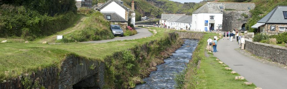 Cosy Self Catering Cottages Near The Charming Village Of Boscastle