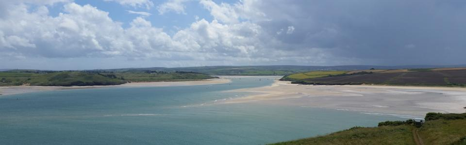 Camel Estuary, Wadebridge, Cornwall
