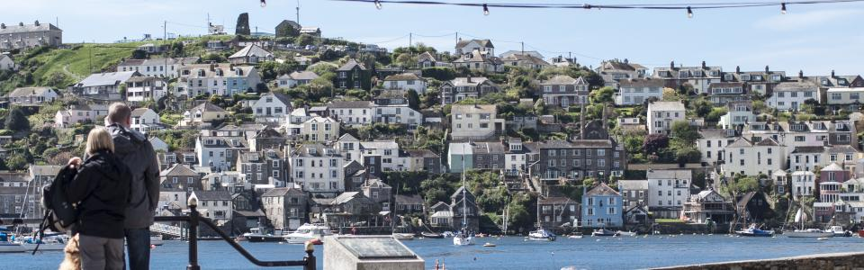 Fowey, South Cornwall