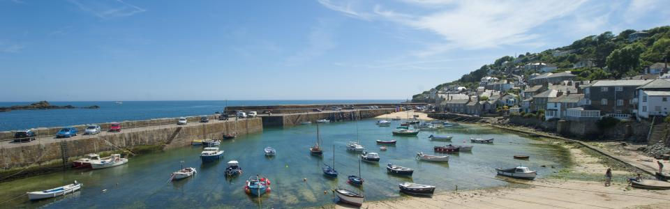 Stylish Self Catering Properties In Iconic Mousehole