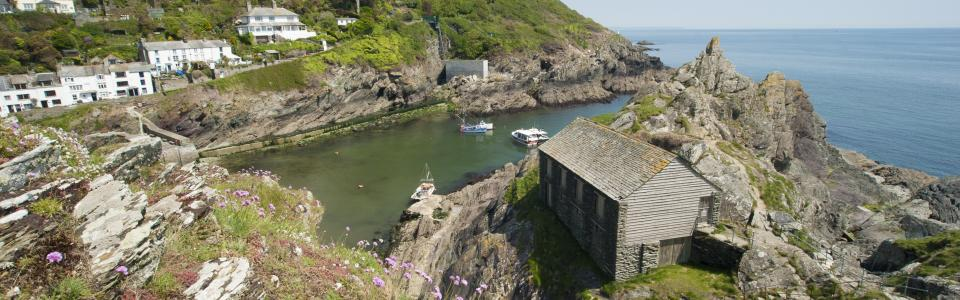 Polperro, South  Cornwall