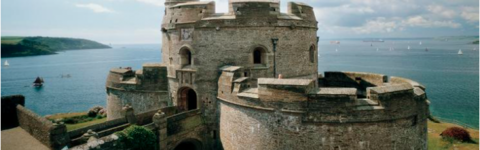 castles in cornwall the official guide from visit cornwall
