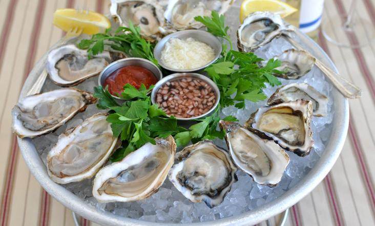 Falmouth Oysters