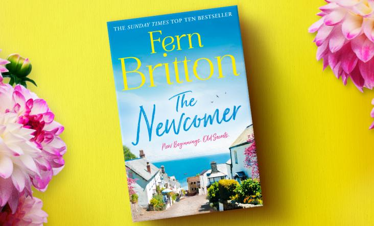 The Newcomer: Fern Britton: Cornwall