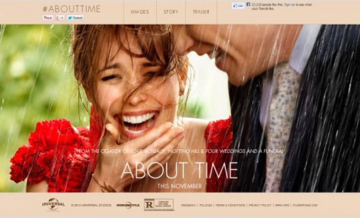 About Time: the rom com filmed in Cornwall