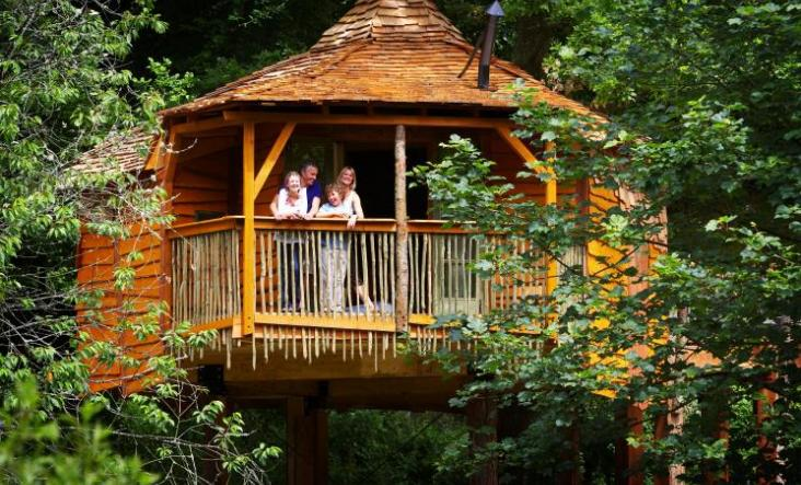 South East Cornwall, Deerpark, Forest Holidays, Looe, Self catering