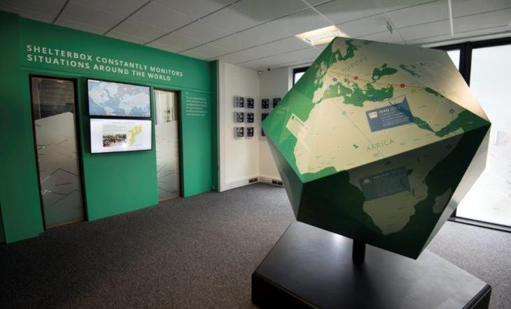 ShelterBox Disaster Relief Centre