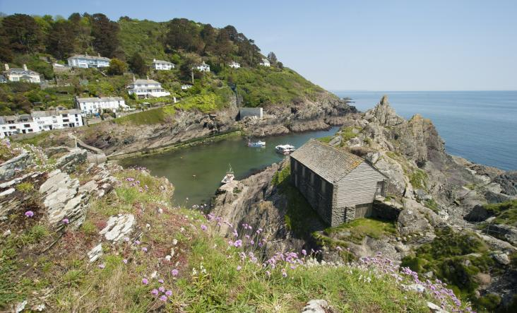 Polperro, South East Cornwall