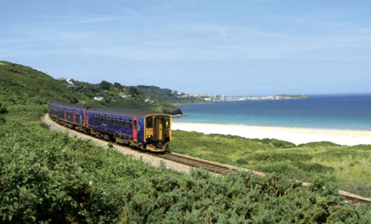 St Ives Branch Line, Cornwall