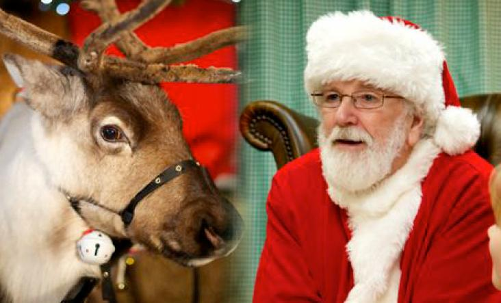 Places to meet Father Christmas in Cornwall, Things to see and do ...