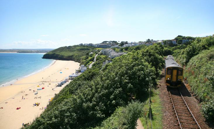 St Ives Branch line, Great Days out, Cornwall
