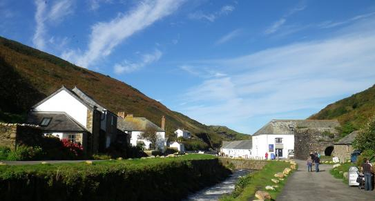 Boscastle | Valency River | North Cornwall