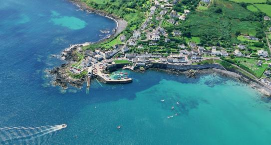 Coverack, Cornwall c John Such