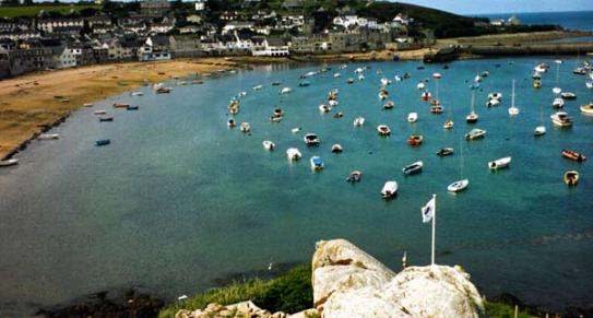 Hugh Town | Isles of Scilly