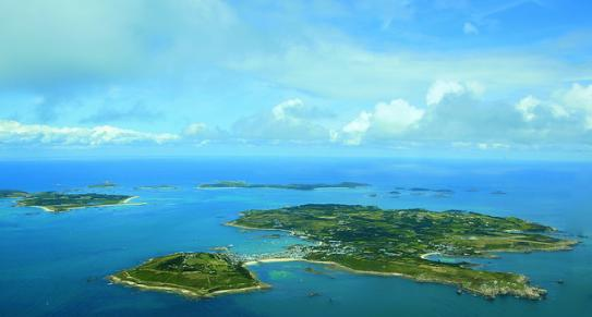 Isles of Scilly | Guide and Map to the Isles of Scilly