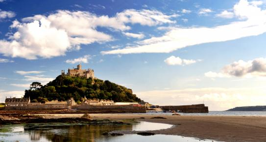 St Michael's Mount, Marazion, Cornwall c National Trust