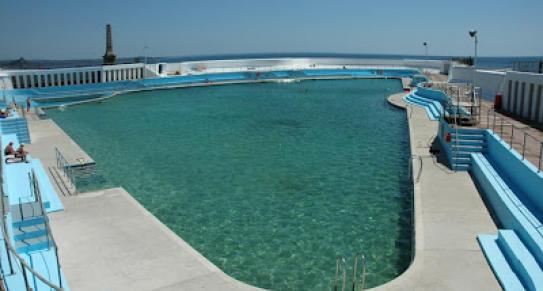 Jubilee Pool, Penzance, West Cornwall