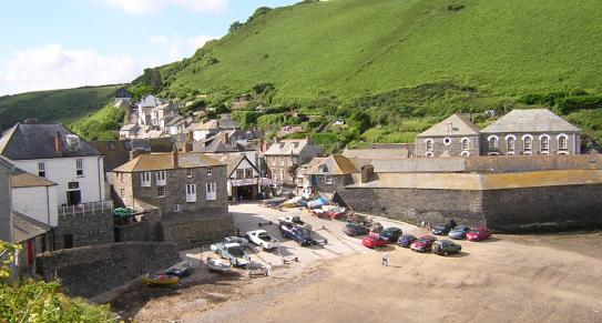 Port Isaac Harbour | North Cornwall | CCL