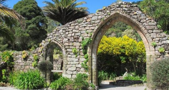 Tresco Abbey Garden | Isles of Scilly