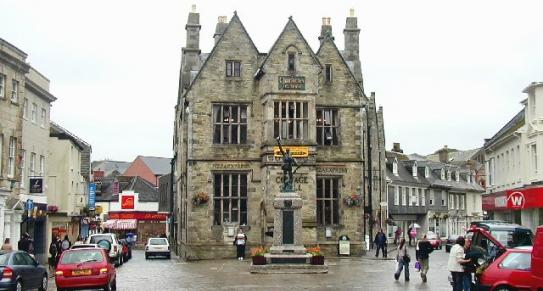 Coinage Hall | Truro | Cornwall