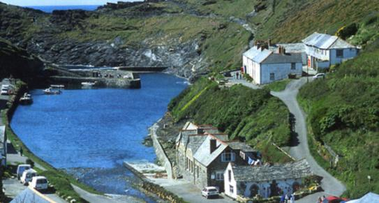 Boscastle Harbour | North Cornwall