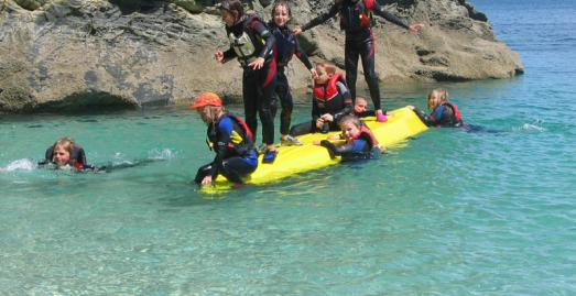 Activity Holiday Cornwall | Active 8 | Looe