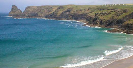 Bossiney Cove Beach | Tintagel | Beaches in Cornwall