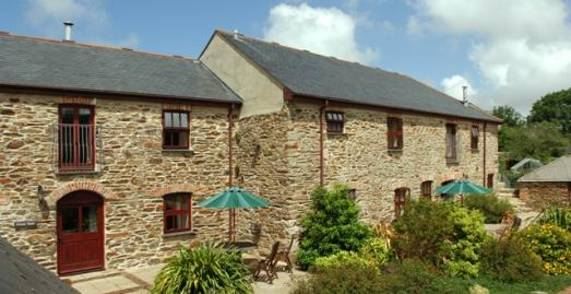 Callestock Courtyard Cottages, self catering near Truro