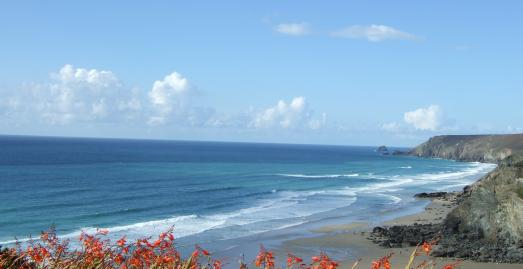 Luxury self catering in Cornwall | Rosehill Lodges | Porthtowan