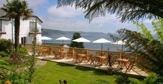Fieldhead Hotel in Looe, Cornwall